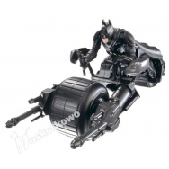 Batman - The Dark Knight Rises - Motocykl bojowy i figurka
