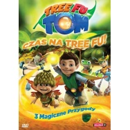 DVD Tree Fu Tom: Czas na Tree Fu!