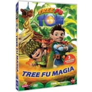 DVD Tree Fu Tom: Tree Fu Magia