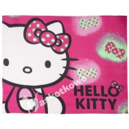 Koc polarowy Hello Kitty 339241
