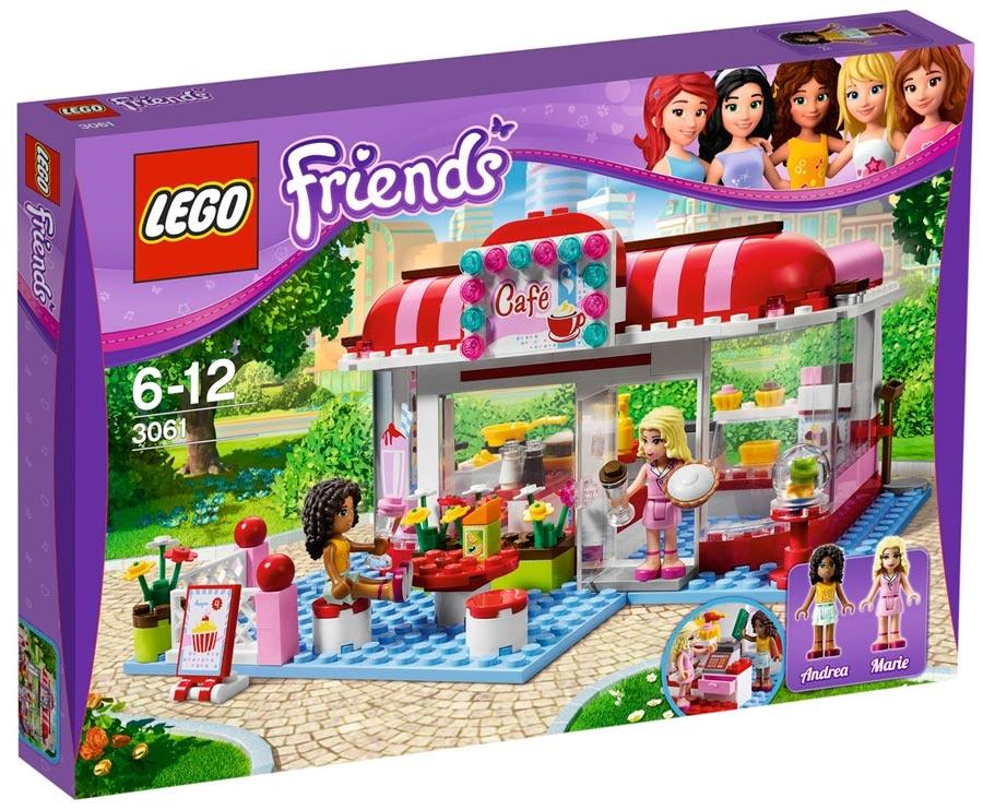Lego Friends 3061 Kawiarnia :: Maskotkowo.pl