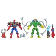 Marvel Super Hero Mashers - 2pak - Spider-Man vs. Doc Ock