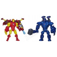 Marvel Super Hero Mashers - 2pak - Iron Man vs. Iron Monger