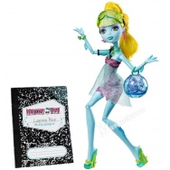 Monster High - 13 Życzeń - Lagoona Blue