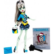 Monster High - Picture Day - Frankie Stein