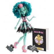 Monster High - Strach, kamera, akcja - Honey Swamp