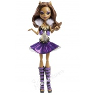 Monster High - Upiorki Żyją - Clawdeen Wolf