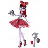 Monster High - Upiorna impreza - Operetta