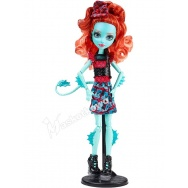 Monster High - Upiorna Wymiana: Lorna McNessie