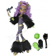 Monster High - Upiorne Halloween - Clawdeen Wolf