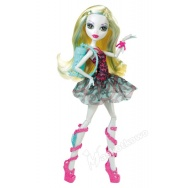 Monster High - Upiorne lekcje tańca - Lagoona Blue