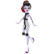 Monster High - Upiorne Rolki: Operetta