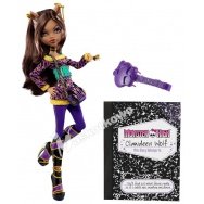 Monster High - Upiorni Uczniowie: Clawdeen Wolf
