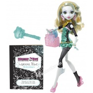 Monster High - Upiorni Uczniowie: Lagoona Blue