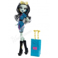 Monster High - Wyprawa do Upioryża - Frankie Stein