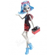 Monster High - Zwiedzanie Upioryża - Ghoulia Yelps