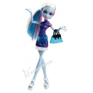 Monster High - Zwiedzanie Upioryża - Abbey Bominable