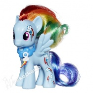 My Little Pony - seria Cutie mark magic - Kucyk Rainbow Dash