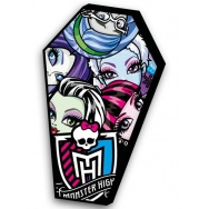 Poduszka Monster High - potworki z Monster High 874658