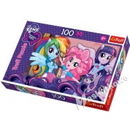 Puzzle 100 - My Little Pony Equestria Girls 16253