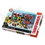 Puzzle 100 - Transformers - 16307
