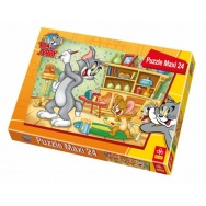 Puzzle 24 MAXI - Tom i Jerry 14103