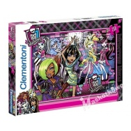 Puzzle Monster High - 250 elementów - Clementoni 29649
