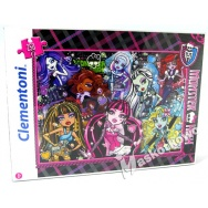 Puzzle Monster High - 250 elementów - Clementoni 29683