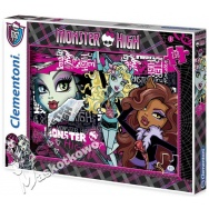 Puzzle Monster High - 500 elementy - Clementoni 30385