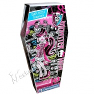 Puzzle Monster High w trumnie - Draculaura - 150 el. 27534