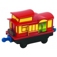 Stacyjkowo Die-Cast: Wagon Eddiego (Eddie\'s Carriage House)