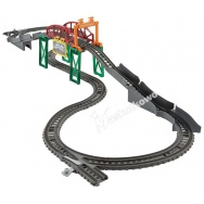 TrackMaster Revolution: Tory Deluxe - Wysoki most w Domkowie (37el.)