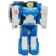 Transformers - Robots in Disguise - seria 1 Step - figurka Strongarm