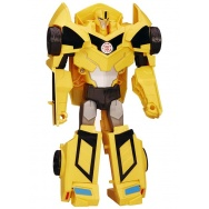 Transformers - Robots in Disguise - seria 3 Steps - figurka Autobot Bumblebee