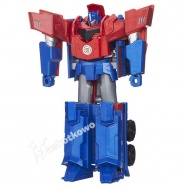 Transformers - Robots in Disguise - seria 3 Steps - figurka Optimus Prime