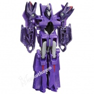 Transformers - Robots in Disguise - seria 1 Step - figurka Fracture
