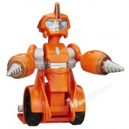 Transformers - Robots in Disguise - seria 1 Step - figurka Fixit