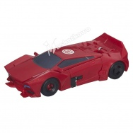 Transformers - Robots in Disguise - seria 1 Step - figurka Sideswipe
