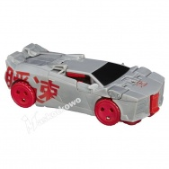 Transformers - Robots in Disguise - seria 1 Step - figurka Sideswipe ninja