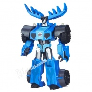 Transformers - Robots in Disguise - seria 3 Steps - figurka Thunderhoof