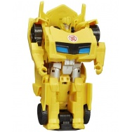 Transformers - Robots in Disguise - seria 1 Step - figurka Bumblebee B0900