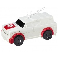 Transformers - Robots in Disguise - seria 1 Step - figurka Autobot Ratchet