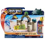 Angry Birds Star Wars - gra - Fight on Tatooine