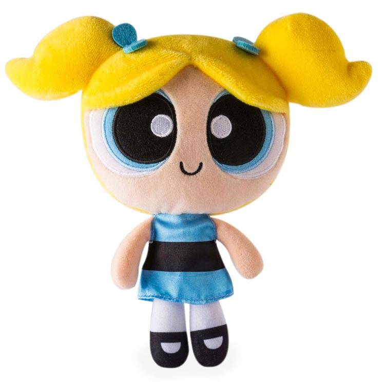 My Puffed Self As Toy Chica: Atomówki : Powerpuff Girls