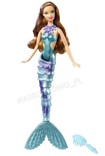 Barbie syrenka niebieska - Barbi sirene 2 film ...