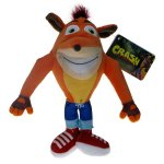 Crash Bandicoot: Maskotka Crash Bandicoot 22cm (18952B)