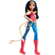 Dc Super Hero Girls - lalka superbohaterka Wonder Woman
