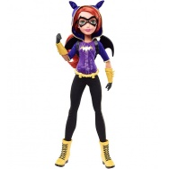 Dc Super Hero Girls - lalka superbohaterka Batgirl (Barbara Gordon)
