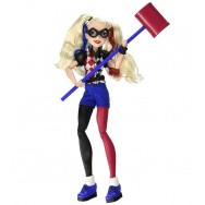 Dc Super Hero Girls - lalka superbohaterka Harley Quinn