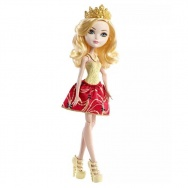 Ever After High - lalka podstawowa - Apple White (ANG) DLB36